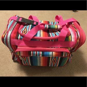 Handbags - Serape Duffel Bag